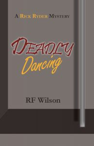 Deadly Dancing front cover only